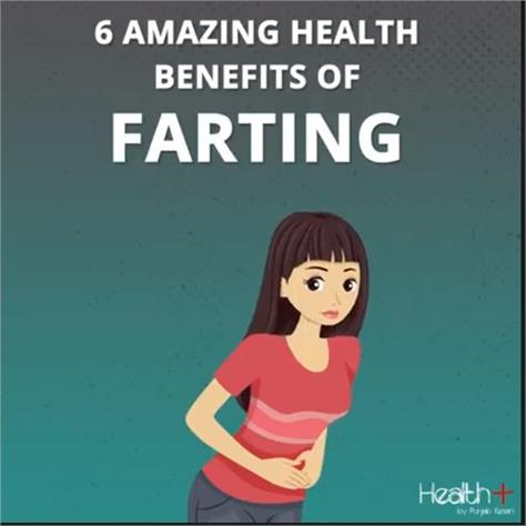 6 amazing health benefits of farting