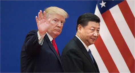 not satisfied with trade agreement with china trump
