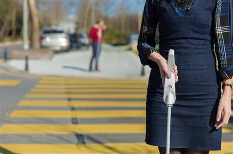 wewalk is the worlds first smart white cane