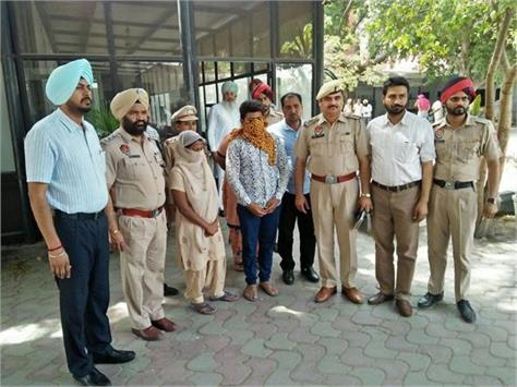 police solve murder case