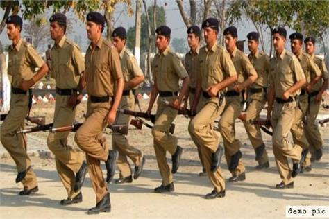 rajasthan police  salary job candidate