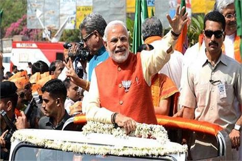kairana noorpur bypoll pm road shows a day before poll