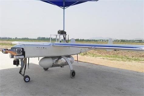 china tests first drone with meteorological data monitoring