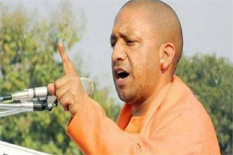 bjp victory means victory of development yogi
