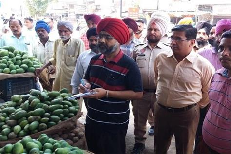 administration taken action to free city captived shopkeepers