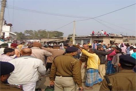 amethi case two factions killed 12 wounded