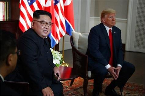 trump raises national emergency against north korea for another year