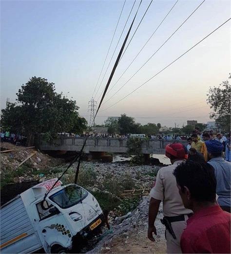 accident in ludhiana