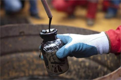 crude oil production slips 3 percent in may