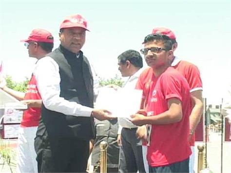 shimla run against drug addicts