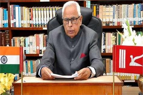 jammu and kashmir governor convened meeting yesterday