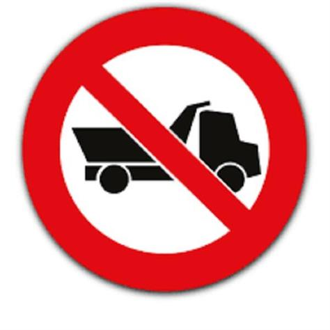 restrictions on entry of heavy vehicles in the city from 7 am to 10 pm