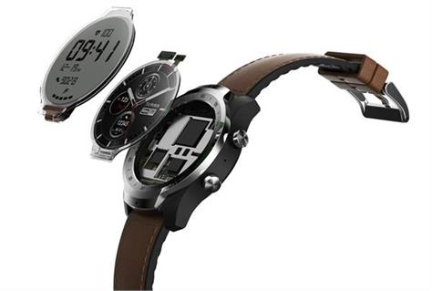 ticwatch pro smartwatch features dual screens