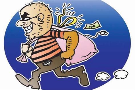 shimla temple donation vessel theft
