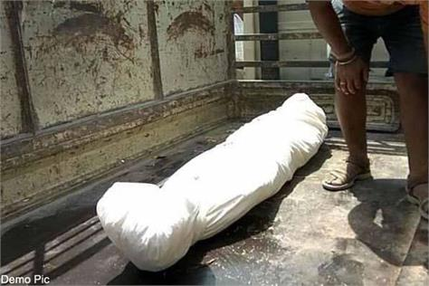 extends sensation from deadbody found in side of river beas