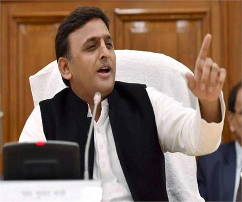 bjp can do any conspiracy against socialist leaders  akhilesh