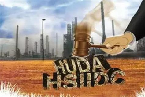 status report submitted by the government in hooda multiple plot