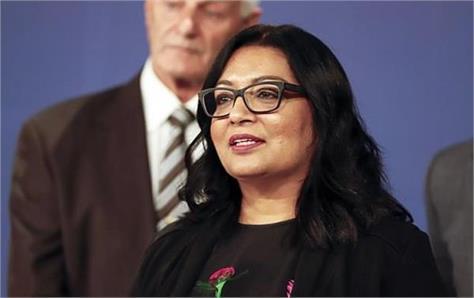 mehreen faruqi to become first female muslim senator in australia
