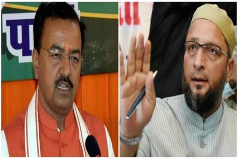 keshav maury has no authority to teach ram temple owaisi