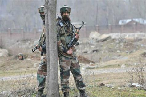 security forces failed infiltration in baramulla 1 militant pile