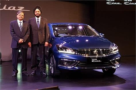 2018 maruti suzuki ciaz facelift launched in india