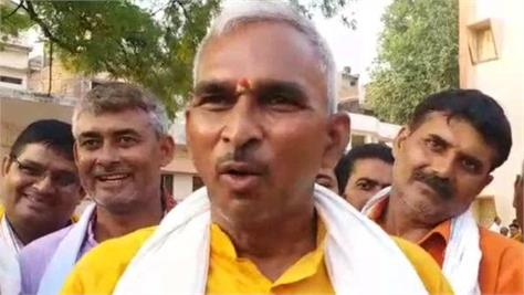 ramjanmabhoomi act passes center bjp mla