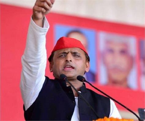 sp will open front against police in its stronghold in etawah