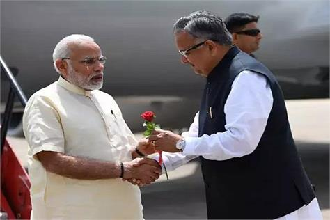 pm modi will visit odisha and chhattisgarh today