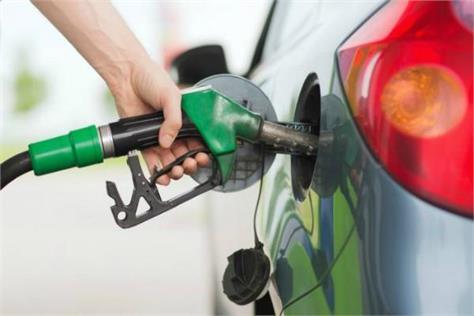 petrol price hike diesel prices steady