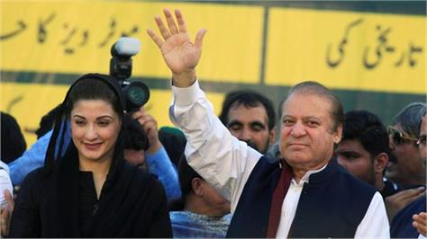 nawaz and miriam sharif released from prison due to order of high court