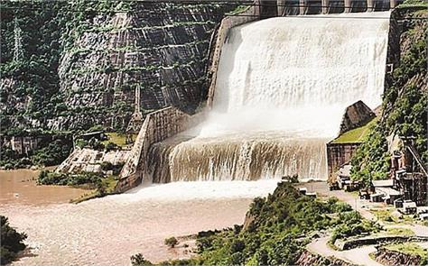 23 thousand cusecs of water left to pakistan flood situation