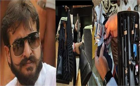 weapon case high court gives big relief to abbas ansari