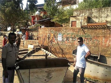 administration action on sand mining mafia in jabalpur