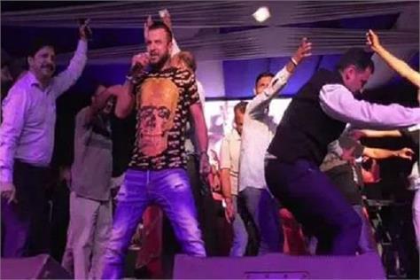 nati king kuldeep sharma rocked