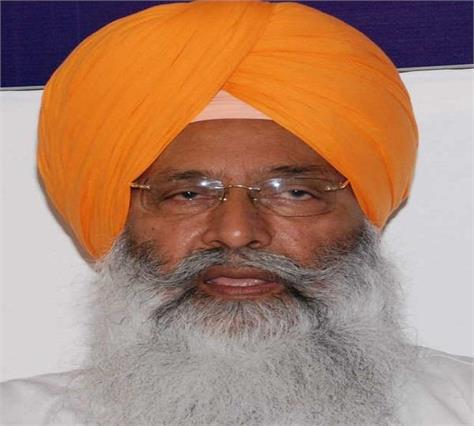 sukhdev dhindsa quits as sad leader in rajya sabha