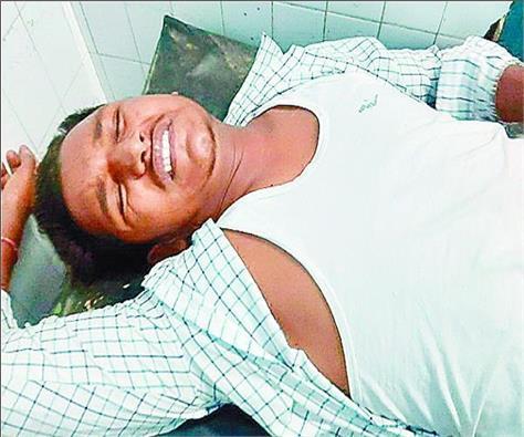 death of a child in tragic accident on railway bridge