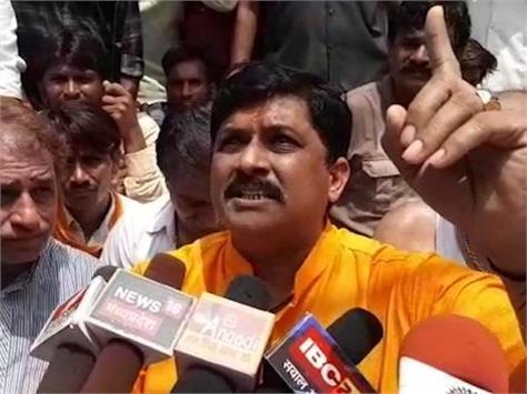 bjp mp s letter to yogi after pushpendra yadav encounter