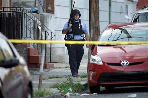 6 people hospitalized after being shot in philadelphia