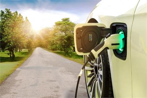 mg motor shakes hands with e chargebye to install in house charging