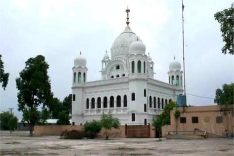 kartarpur corridor work to be completed by 31 october