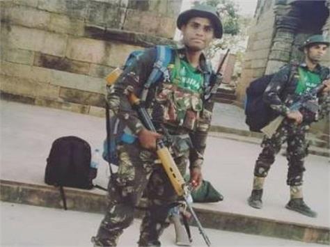 suspended on posting on facebook regarding policeman s demand