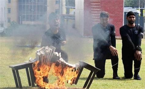 foundation day of nsg was not celebrated with pomp