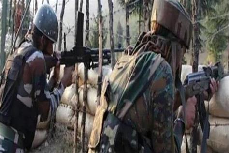 pakistan shoots heavily shahpur sector woman dead