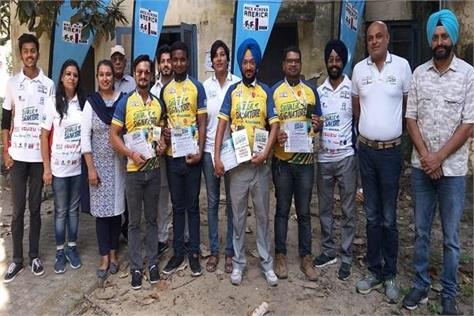 balraj chauhan and himmat singh qualified for race across america