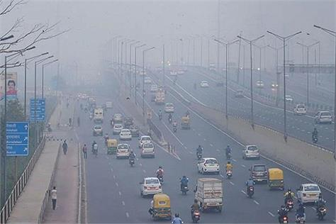 wind speed brought relief to delhi ncr