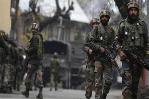 major success of army in sopore five lashkar assistants arrested