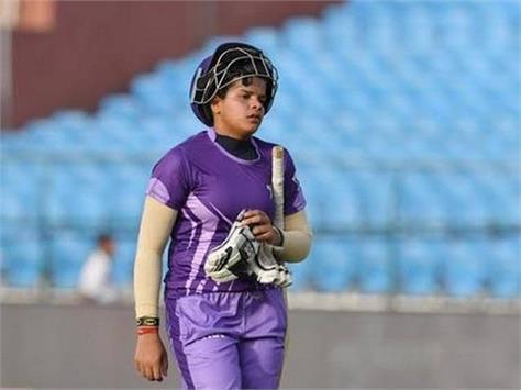 shaifali from haryana breaks sachin tendulkar s 30 year old record
