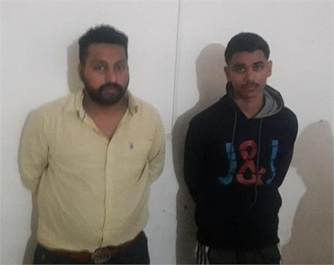 cold drink wholesaler arrested in case of burning beggar