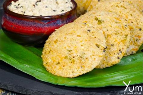 how to make instant healthy oats idli