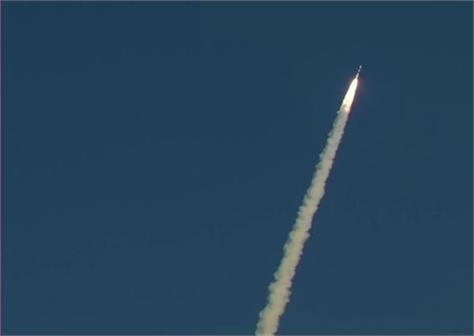 isro huge success satellite risat 2br1 successfully launched
